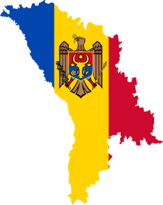 Moldova, an Eastern European country and former Soviet republic