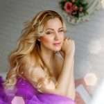 Pretty Russian lady for marriage